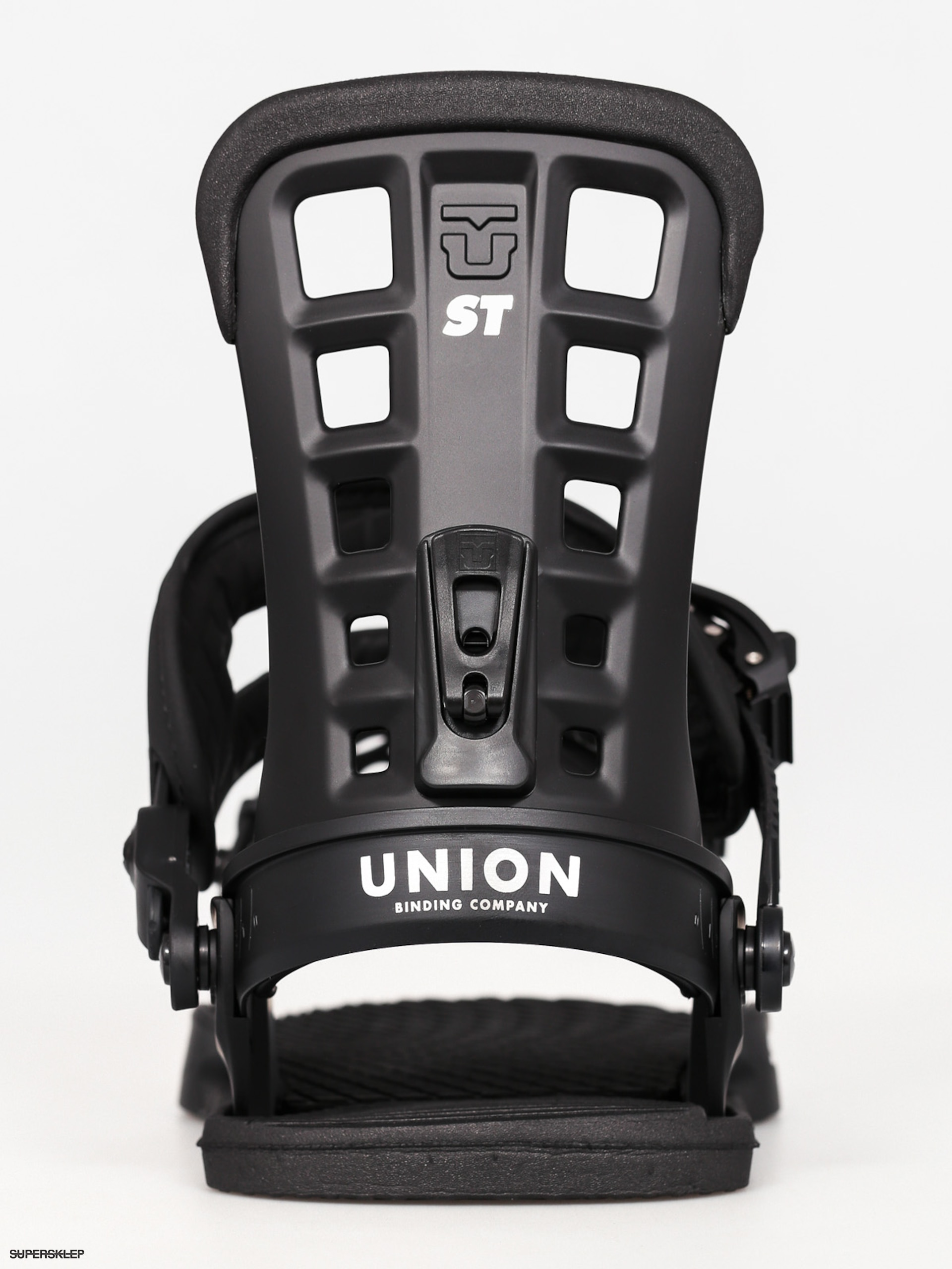 Wiązania snowboardowe Union ST (black)