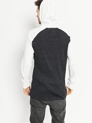 Bluza z kapturem Volcom 3 Button HD (wht)