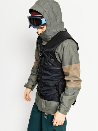 Kamizelka snowboardowa Volcom Iguchi Slack (blk)