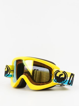 Gogle Dragon MDX (bolt high vis/smokegold clear)