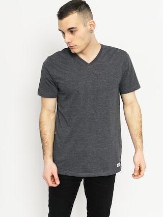 T-shirt Element Basic V (charcoal heather)