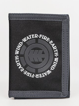 Portfel Element Elemental (original black)
