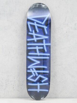 Deck Deathwish Deathspray Neon Sign (neon blue/black)