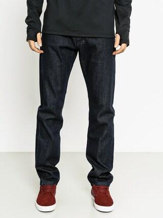 Spodnie MassDnm Classics Camio Straight Fit (dark rinse)