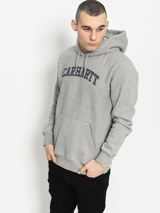 Bluza z kapturem Carhartt Yale Sweat HD (grey heather)
