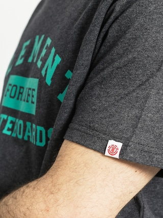T-shirt Element For Life (charcoal heather)