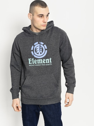 Bluza z kapturem Element Vertical HD (charcoal heather)