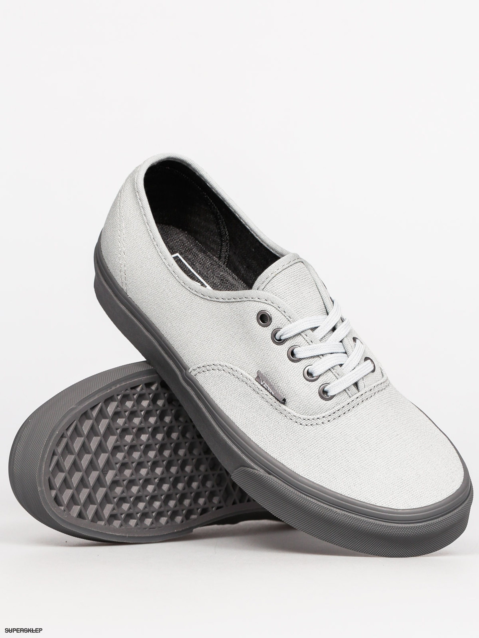 Buty Vans Authentic (cd/high rise/pewter)