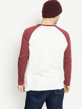 Longsleeve Element Blunt (oxblood red)