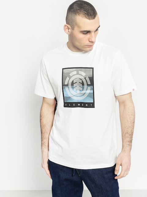 T-shirt Element Rolling