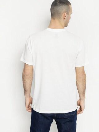 T-shirt Element Rolling (optic white)
