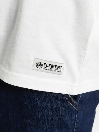 T-shirt Element Basic Pocket Cr (optic white)