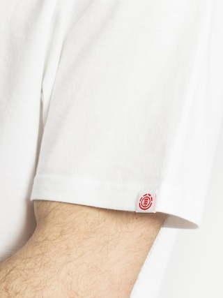 T-shirt Element Signature (optic white)