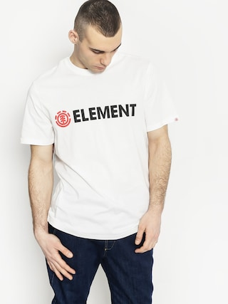 T-shirt Element Horizontal (optic white)