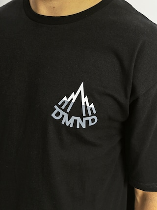 T-shirt Diamond Supply Co. Mountaineer (black)