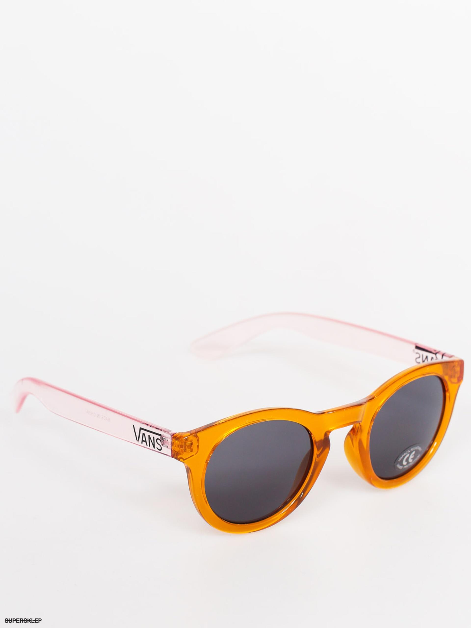 Okulary przeciwsłoneczne Vans Lolligagger Wmn (golden glow)