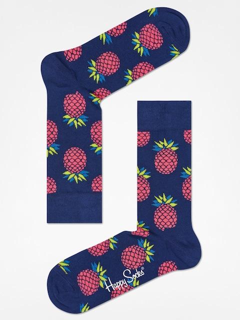 Skarpetki Happy Socks Pineapple (navy)