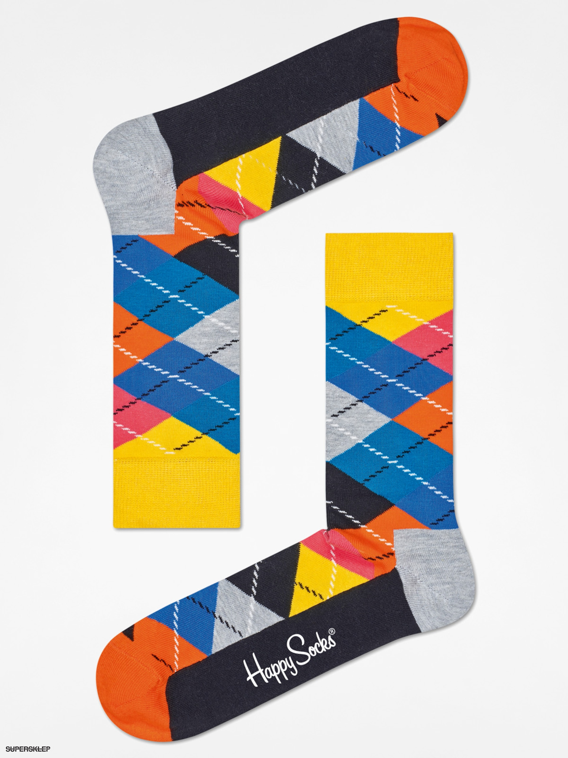 Skarpetki Happy Socks Argyle