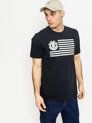 T-shirt Element Flag (flint black)