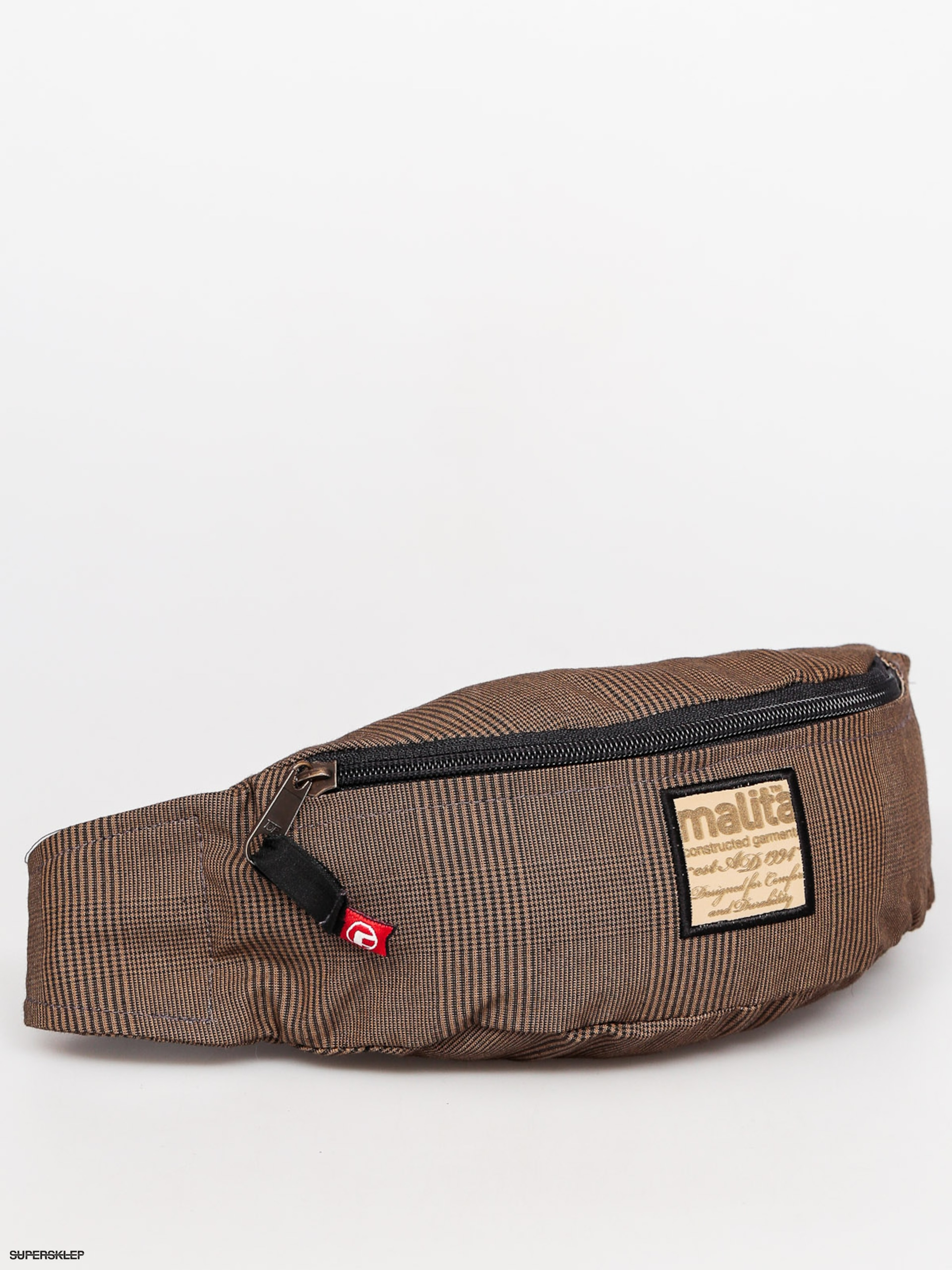 Nerka Malita Checked (brown)