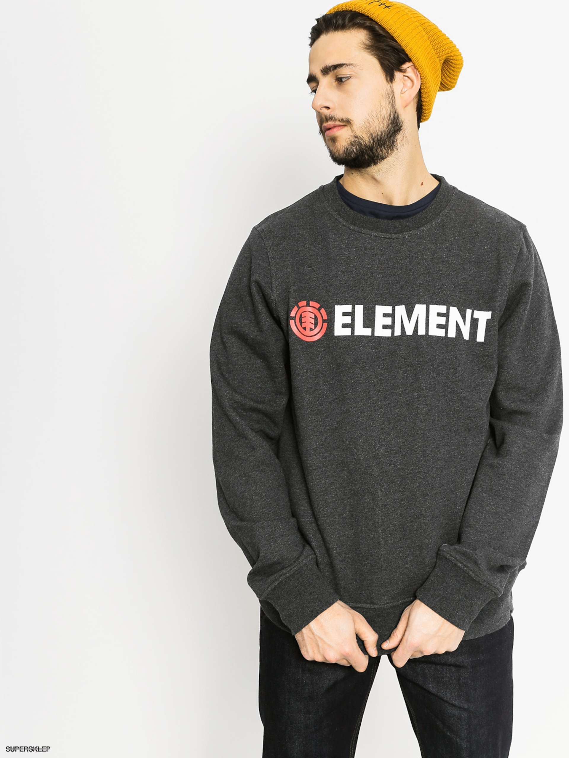 Bluza Element Horizontal Cr (charcoal heather)