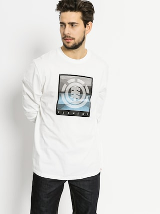 Longsleeve Element Rolling (optic white)