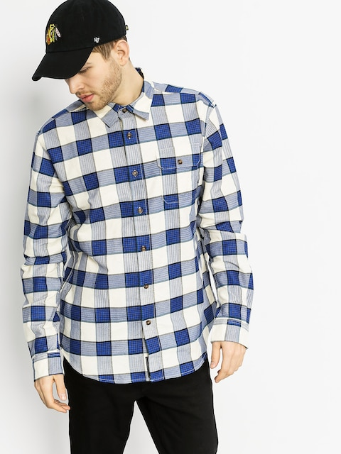 Koszula Diamond Supply Co. Holiday Flannel Plaid LS