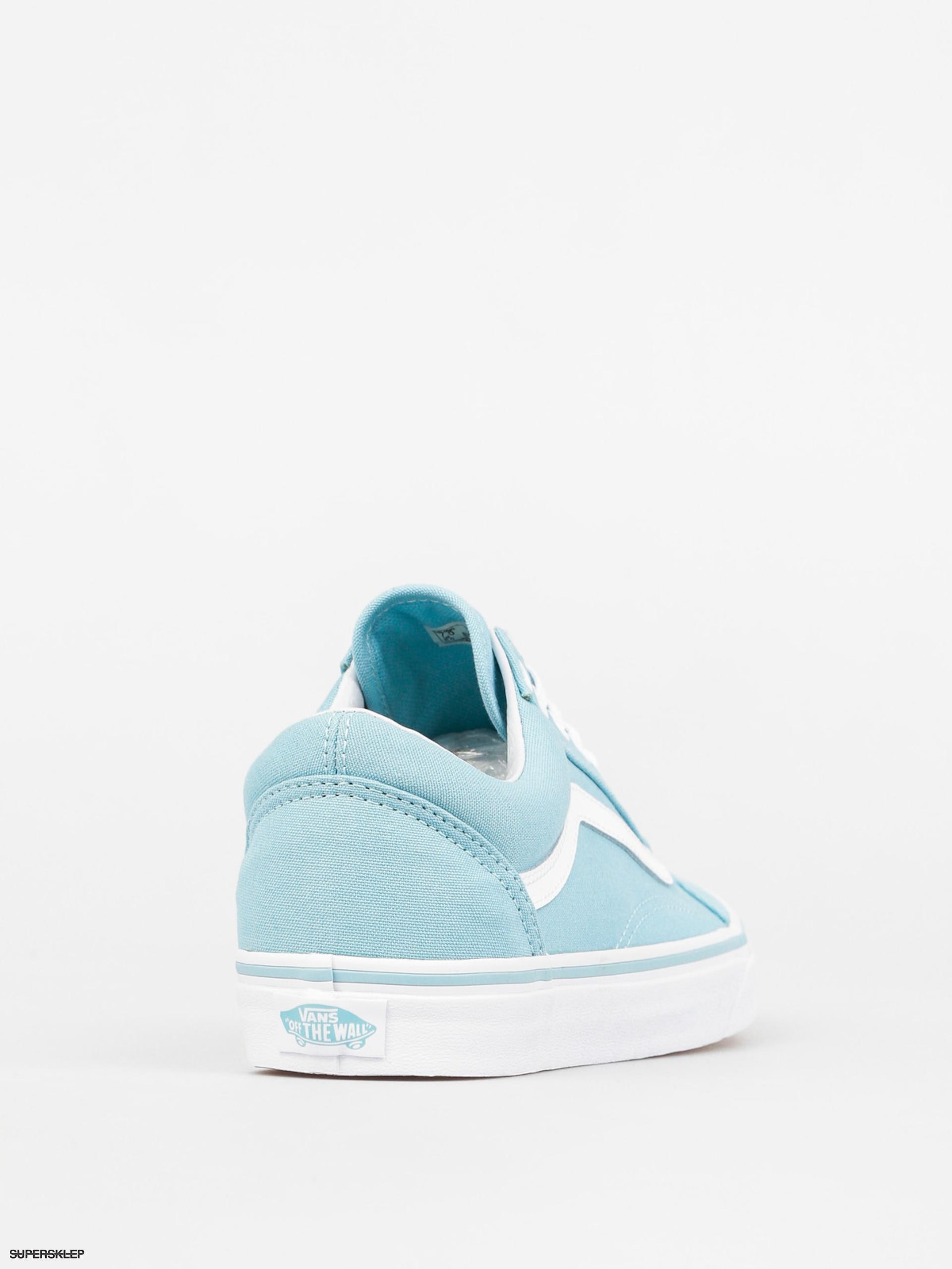 Buty Vans Old Skool (crystal blue/true white)