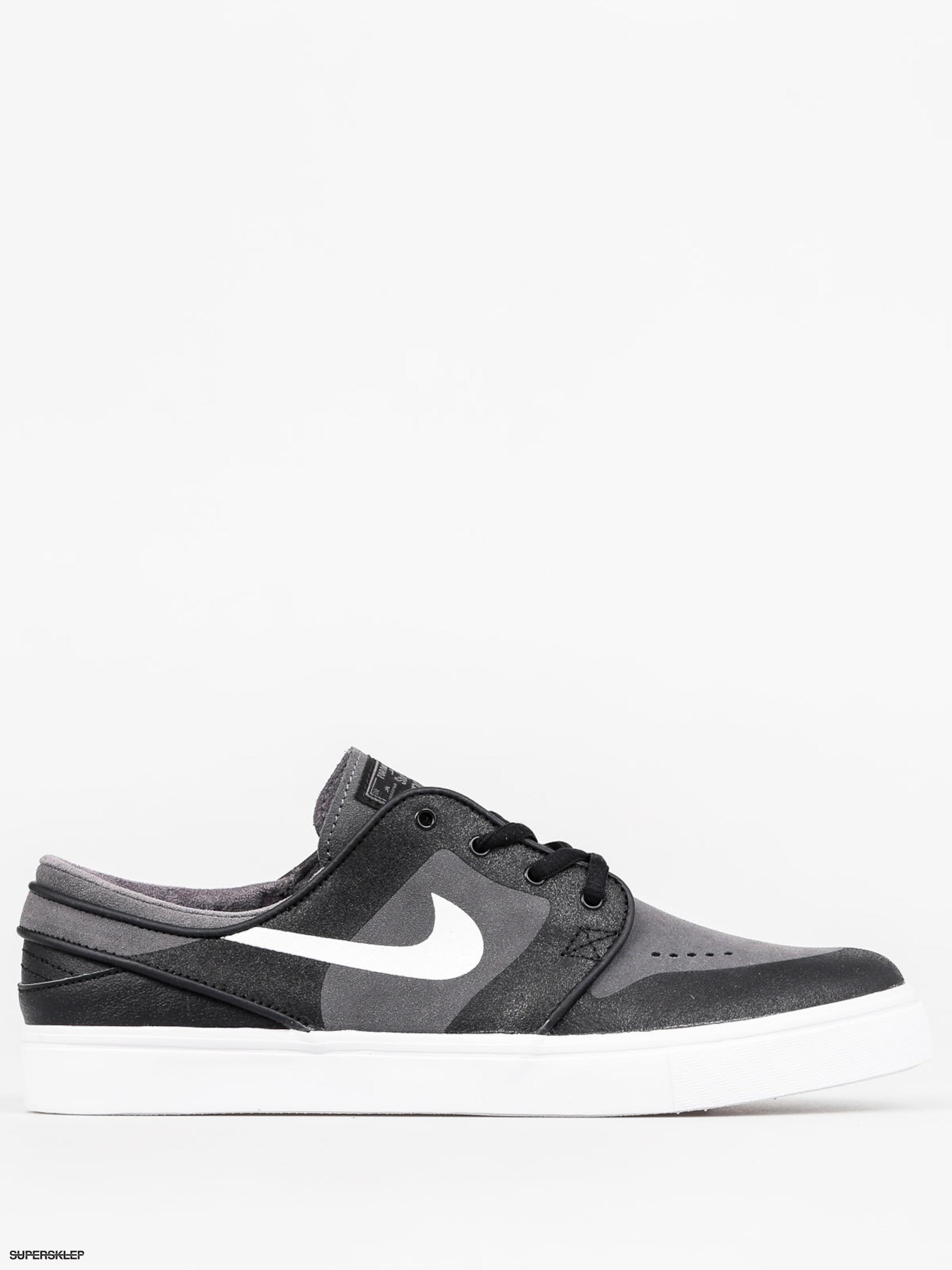 Buty Nike SB Stefan Janoski Elite (dark greywhite black)