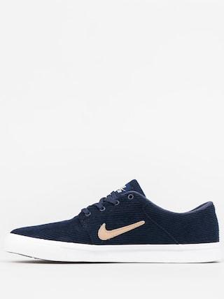 Buty Nike SB Portmore Cnvs Premium (obsidian/khaki)