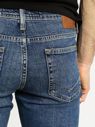 Spodnie Vans V76 Skinny (vintage blue)