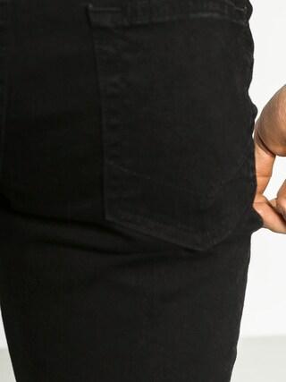 Spodnie Vans V76 Skinny (overdye black)