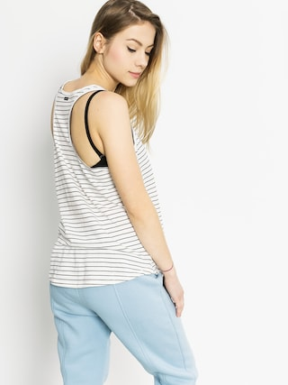 Koszulka Volcom Lived In Stripe Tank Wmn (gmt)