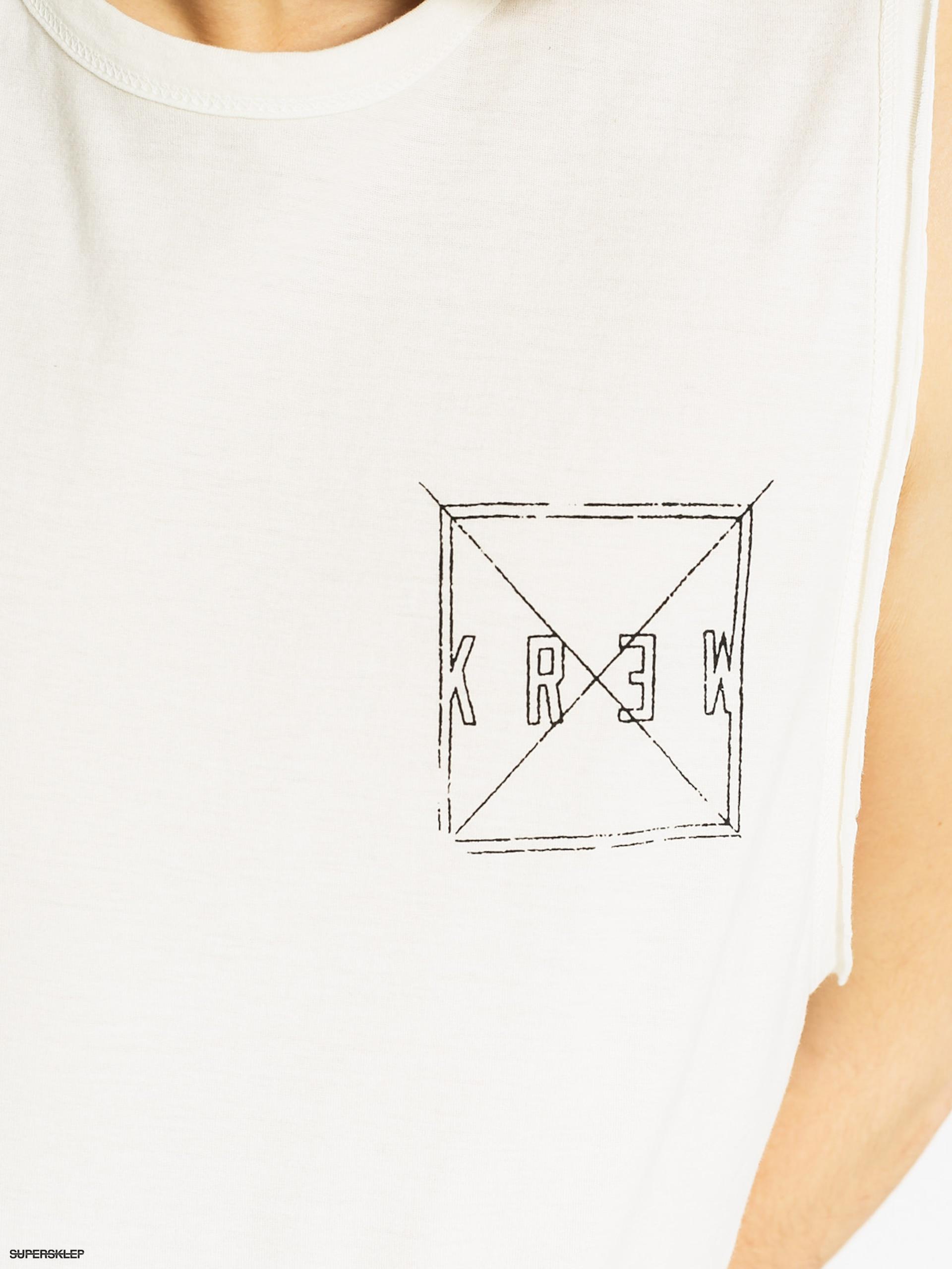 Koszulka Kr3w Duane Tank (eggshell)