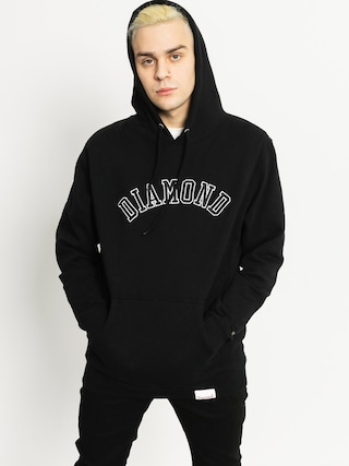 Bluza z kapturem Diamond Supply Co. Diamond Arch HD (black)