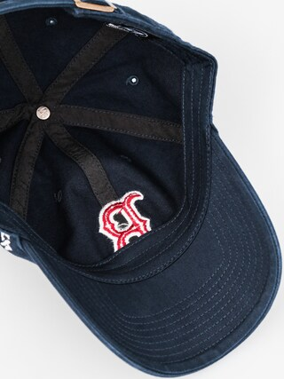 Czapka z daszkiem 47 Brand Boston Red Sox ZD (navy/red)