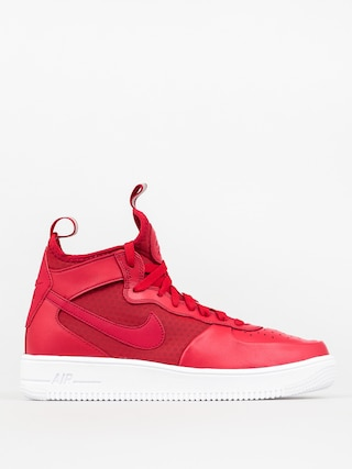 Buty Nike Air Force 1 Ultraforce Mid (gym red/gym red white)