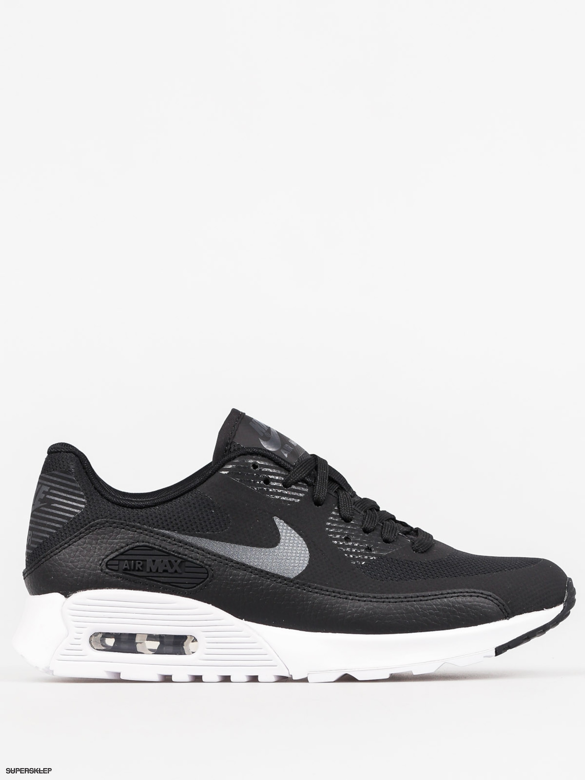 Buty Nike Air Max 90 Wmn (Ultra 2 0 black/mtlc henatite white)