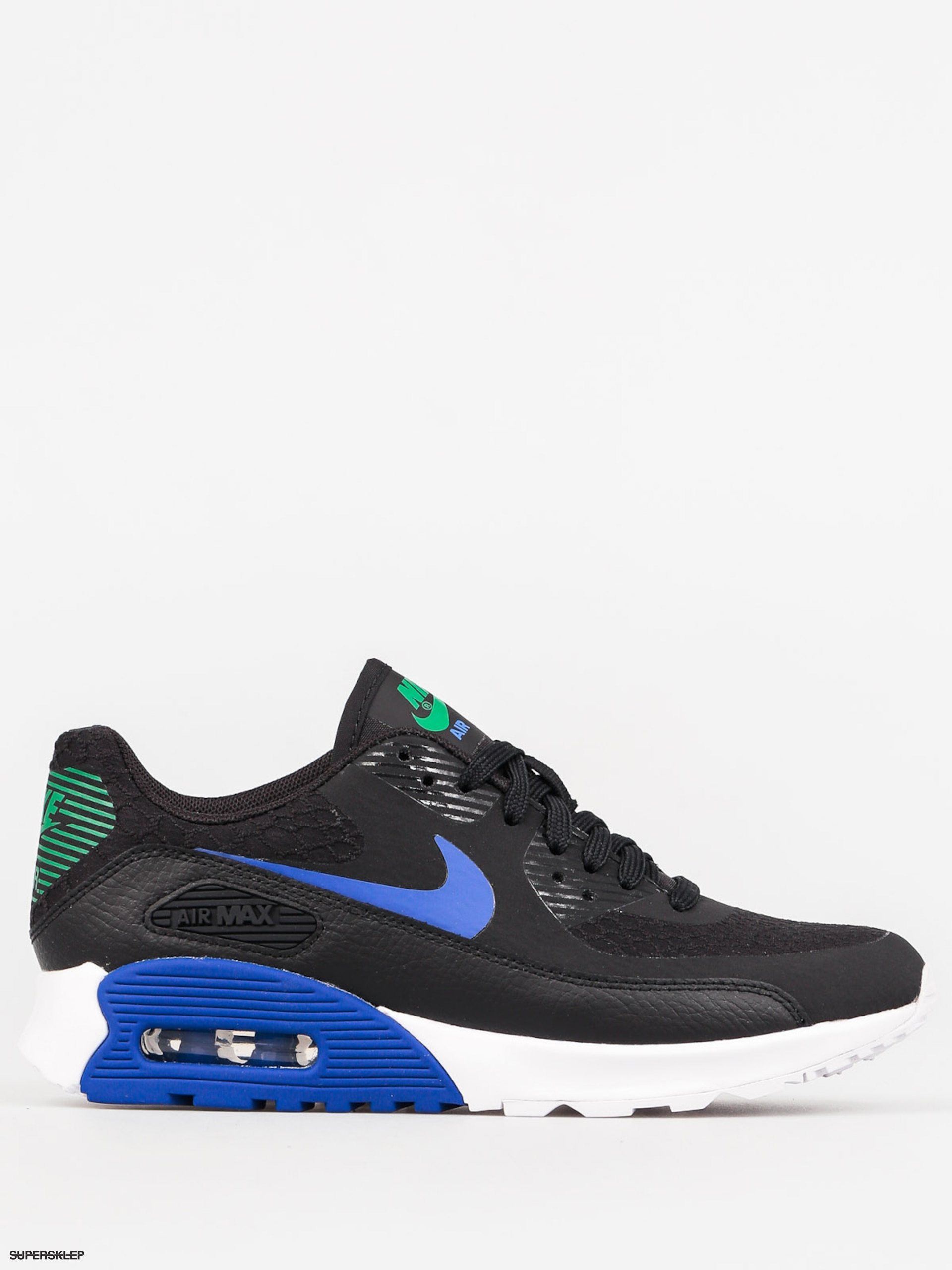 Buty Nike Air Max 90 Wmn (Ultra 2 0 black/paramount blue white)