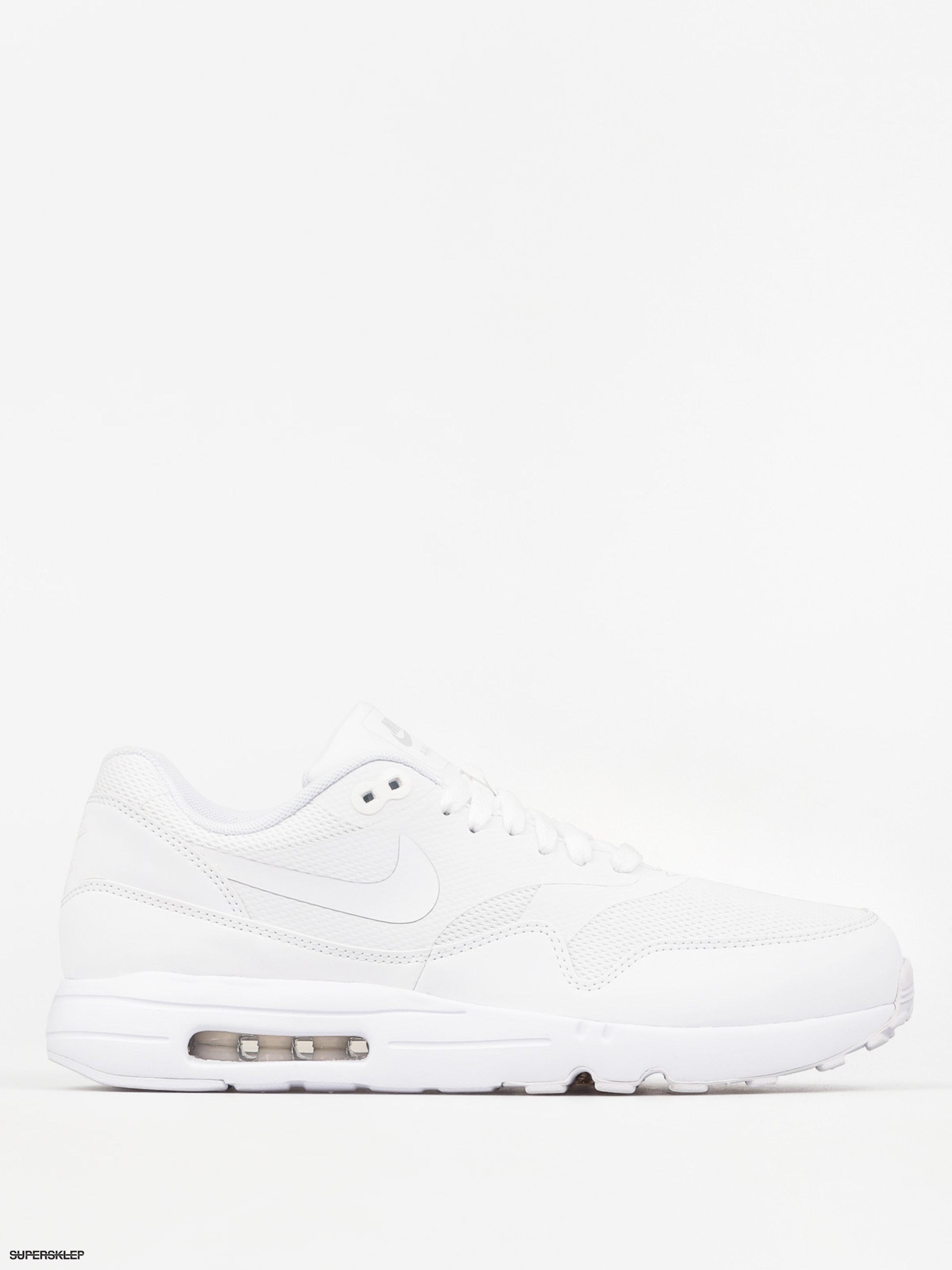 Buty Nike Air Max 1 (Ultra 2 0 Essential white/white pure platinum)