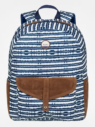 Plecak Roxy Carribean Wmn (navy/brown/white)