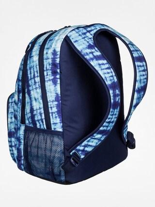 Plecak Roxy Shadow Swell Wmn (ocean blue/white)