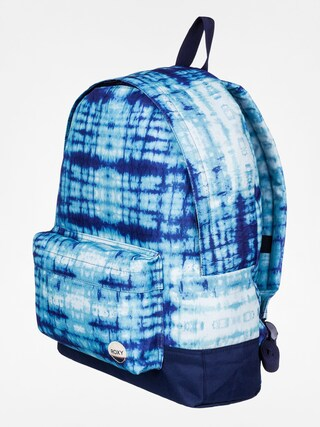 Plecak Roxy Sugar Baby Wmn (ocean blue/white)