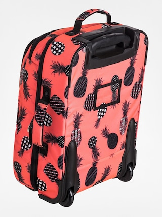 2962869e789bb Walizka Roxy Wheelie Wmn (hot coral 35l)