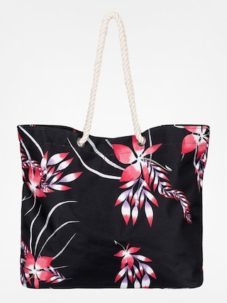 Torebka Roxy Printed Tropical Wmn (black/flowers)