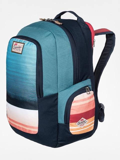 Plecak Quiksilver Schoolie (navy/blue/orange)