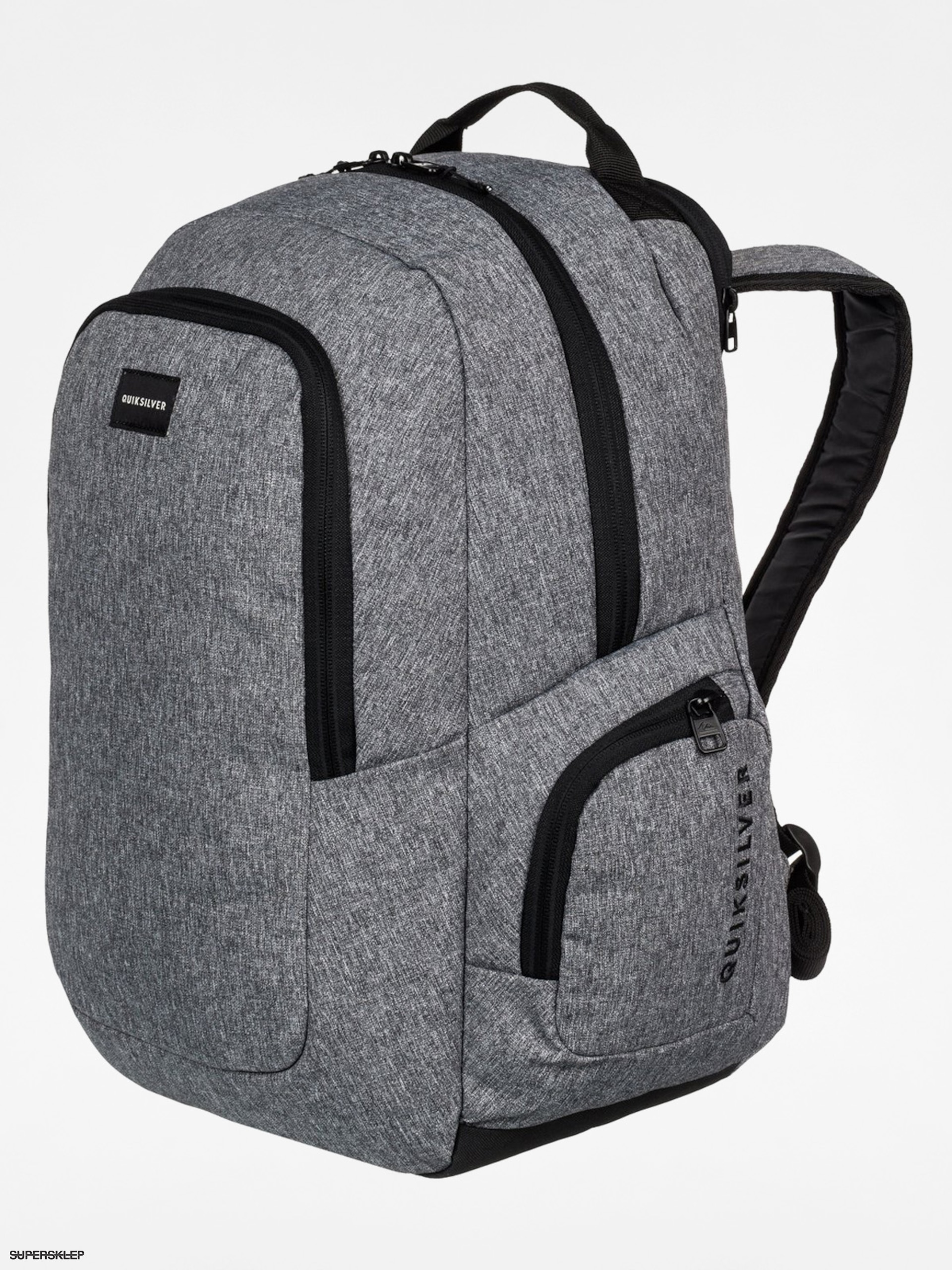 Plecak Quiksilver Schoolie (grey heather)