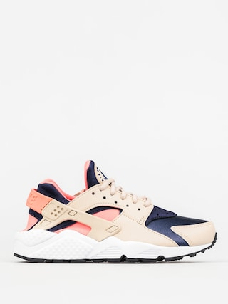 Buty Nike Air Huarache Run Wmn (oatmeal/binary blue lava glow)