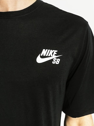 T-shirt Nike SB Skyline Cool (black/white)