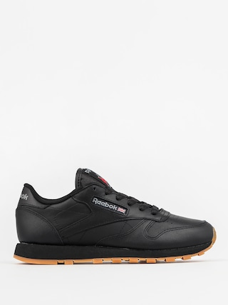Buty Reebok Classic Leather Wmn (black/gum)